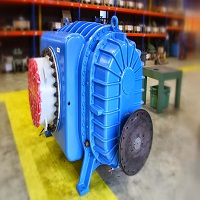High performance blowers