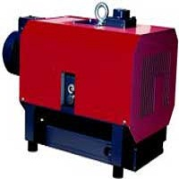 What is a rotary screw air compressor?