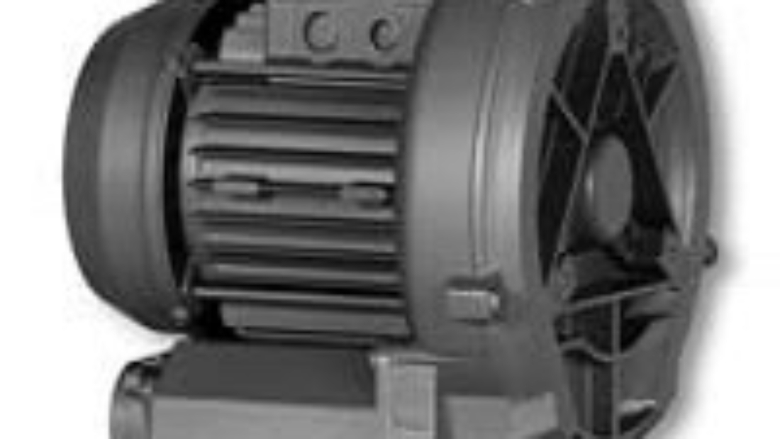 What is the difference between fan blower and compressor?